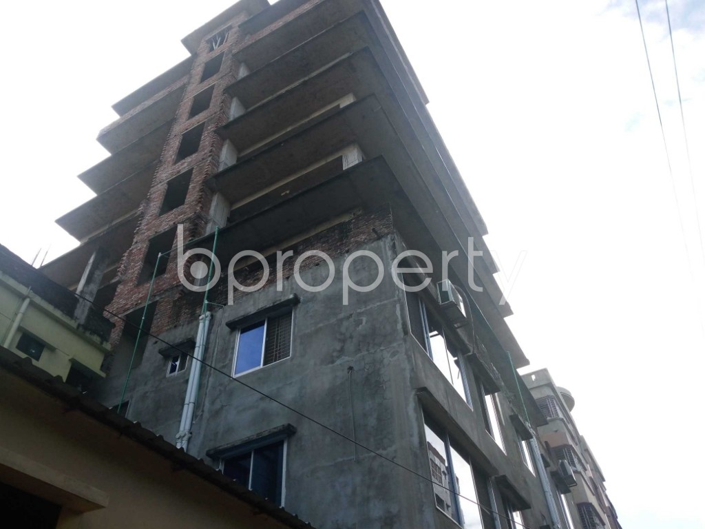 Front view - 3 Bed Apartment to Rent in Halishahar, Chattogram - 1945039