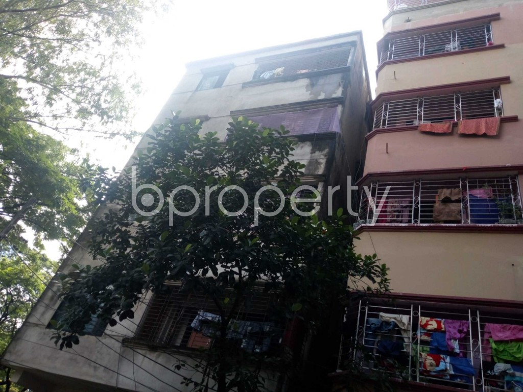 Front view - 2 Bed Apartment to Rent in Halishahar, Chattogram - 1945041
