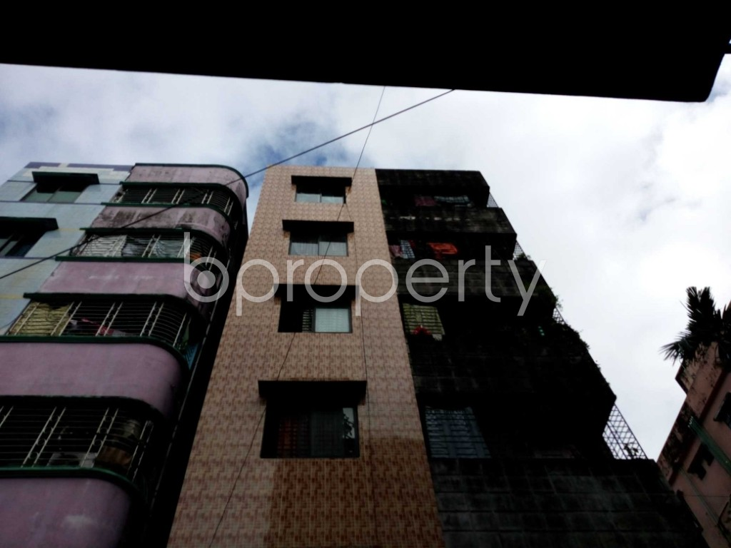 Front view - 3 Bed Apartment to Rent in Halishahar, Chattogram - 1945089