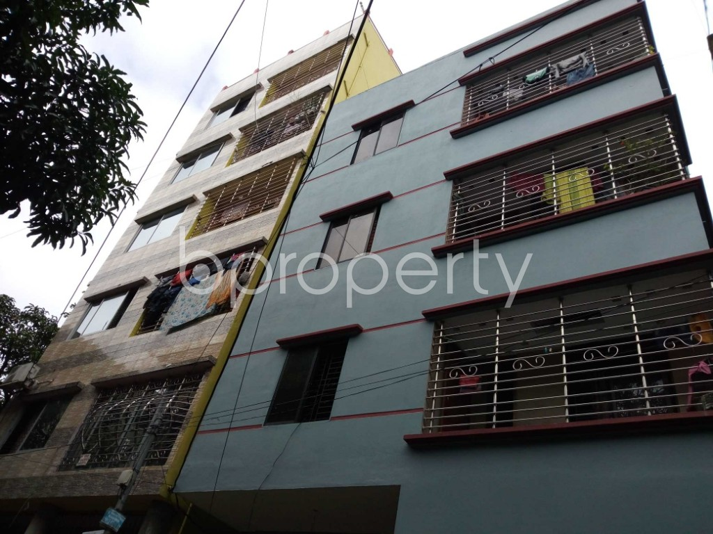 Front view - 2 Bed Apartment to Rent in Halishahar, Chattogram - 1945096