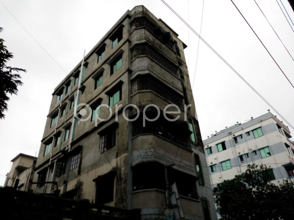 Front view - 2 Bed Apartment to Rent in Halishahar, Chattogram - 1945097