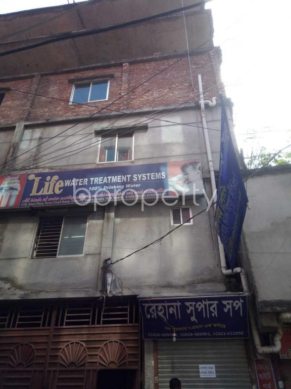 Front view - Shop to Rent in Badda, Dhaka - 1945134