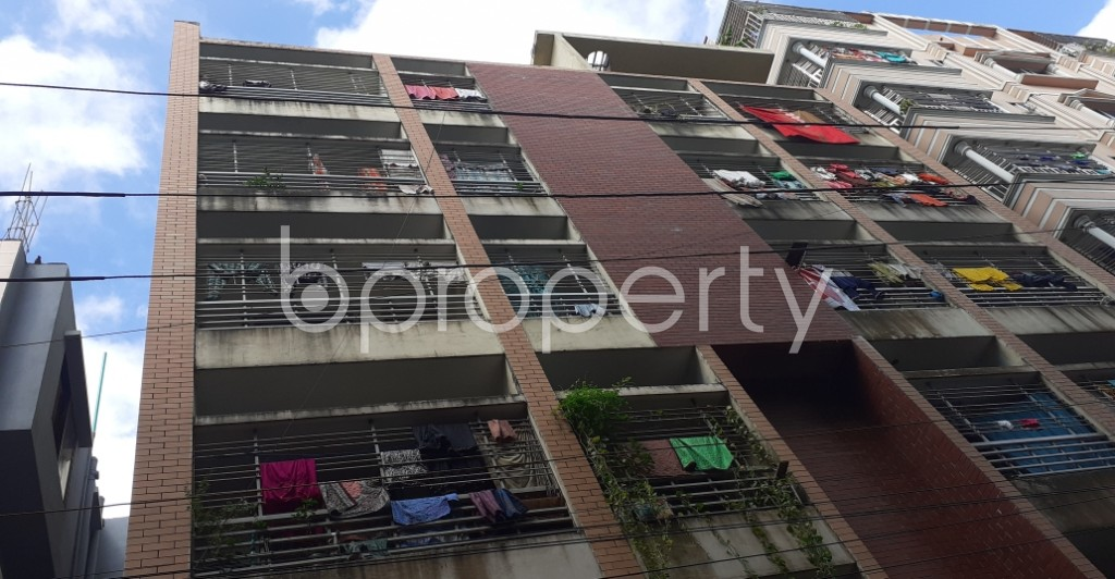 Front view - 2 Bed Apartment for Sale in 9 No. North Pahartali Ward, Chattogram - 1945149
