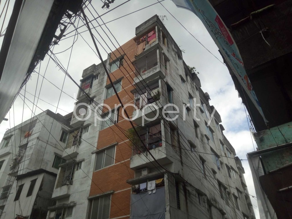 Front view - 3 Bed Apartment for Sale in Bakalia, Chattogram - 1945213