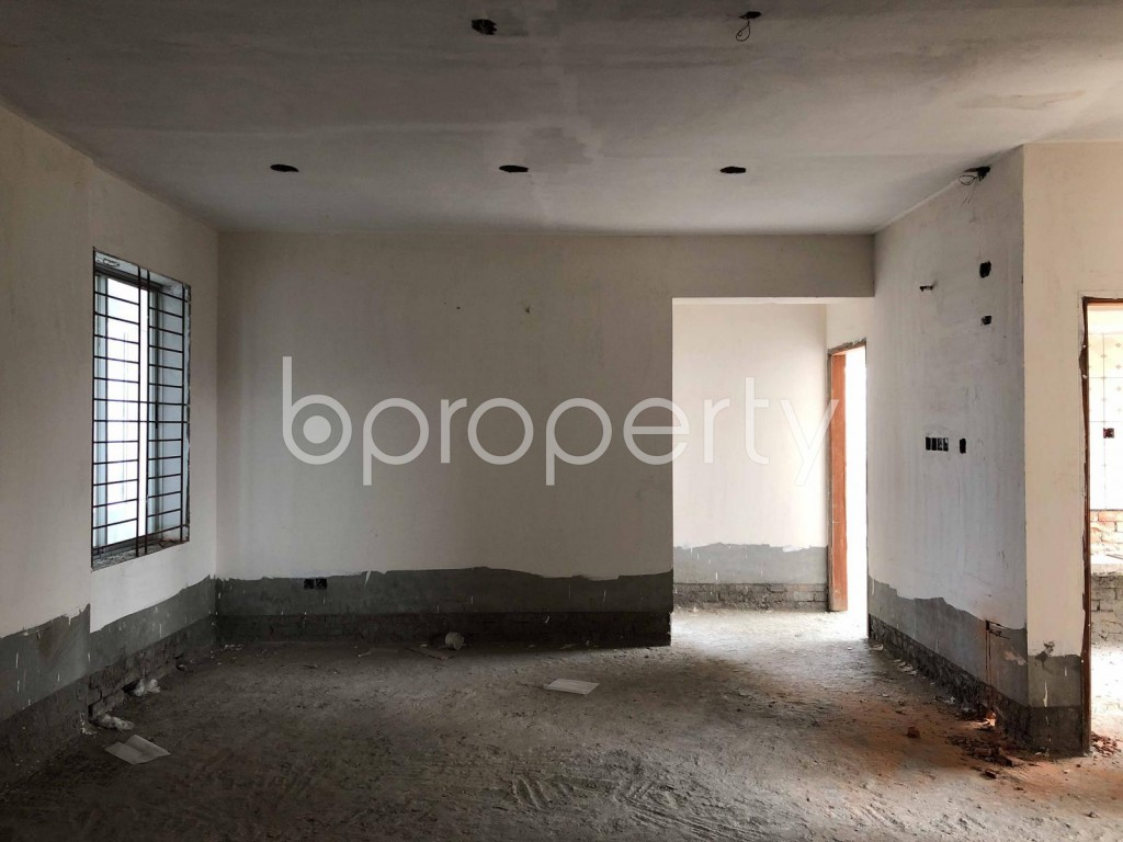 Dining area - 3 Bed Apartment for Sale in Maniknagar, Dhaka - 1937316