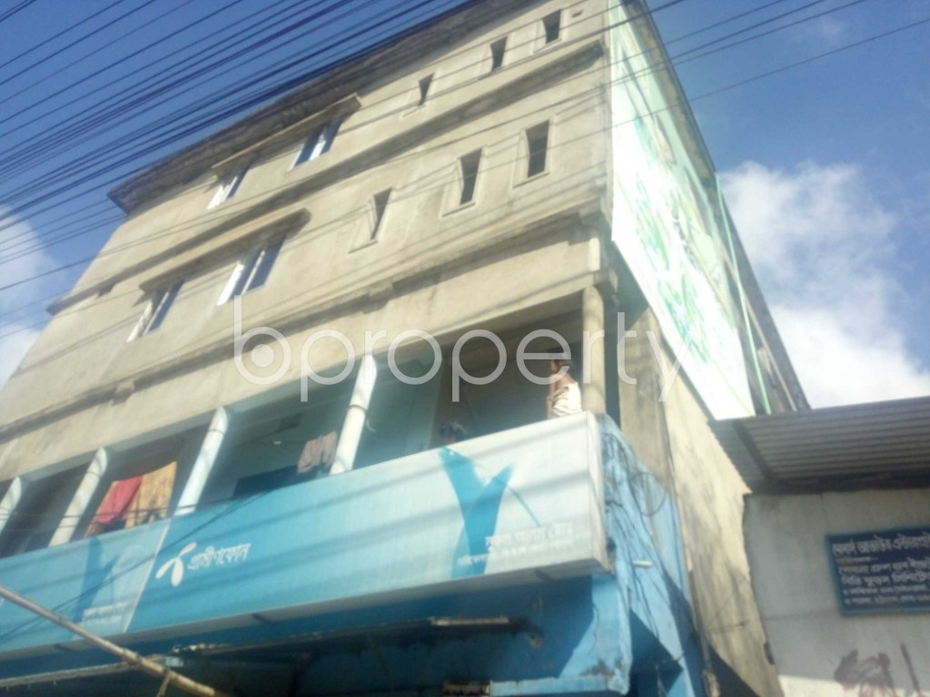 Outside view - 1 Bed Apartment to Rent in Halishahar, Chattogram - 1945231