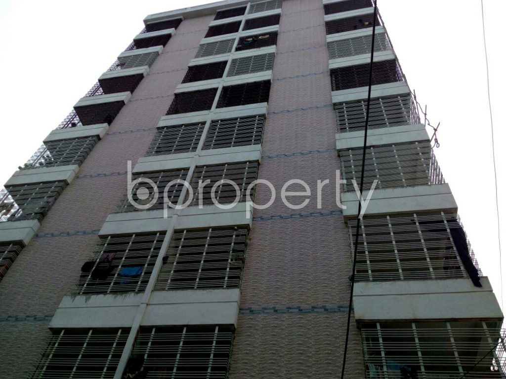 Outside view - 4 Bed Apartment for Sale in Bayazid, Chattogram - 1945295