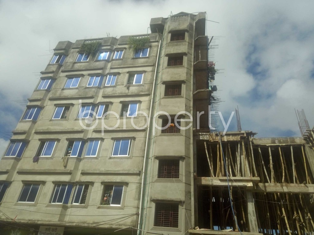Outside view - 2 Bed Apartment to Rent in Halishahar, Chattogram - 1945314