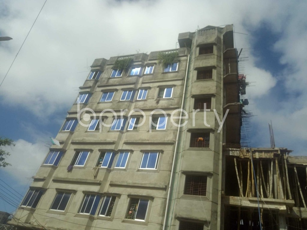 Outside view - 2 Bed Apartment to Rent in Halishahar, Chattogram - 1945316