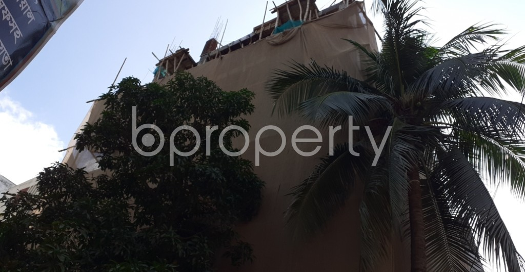 Outside view - 3 Bed Apartment for Sale in Lalmatia, Dhaka - 1945357