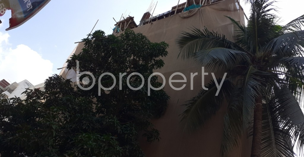 Outside view - 3 Bed Apartment for Sale in Lalmatia, Dhaka - 1945359