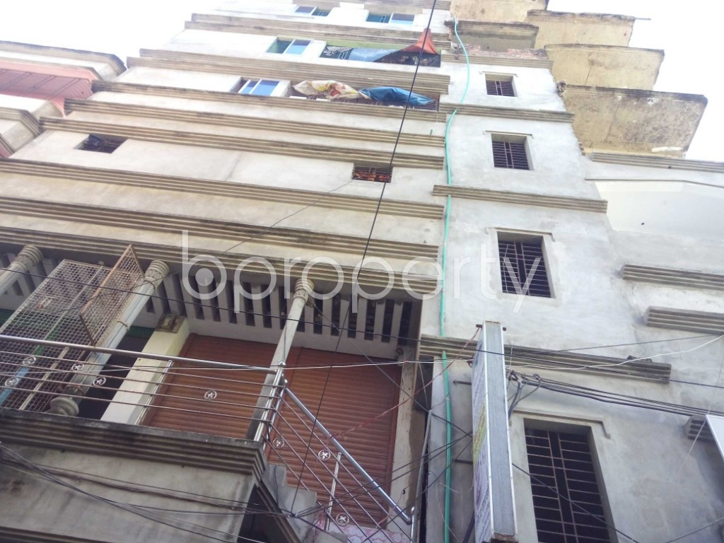 Outside view - 1 Bed Apartment to Rent in Halishahar, Chattogram - 1945409