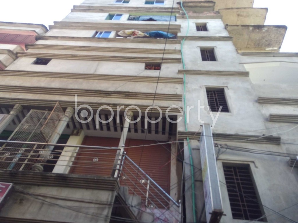 Outside view - 1 Bed Apartment to Rent in Halishahar, Chattogram - 1945408