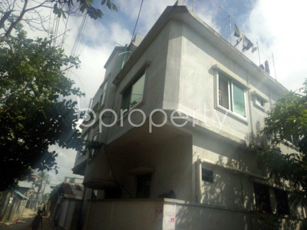 Outside view - 1 Bed Apartment to Rent in Halishahar, Chattogram - 1945425