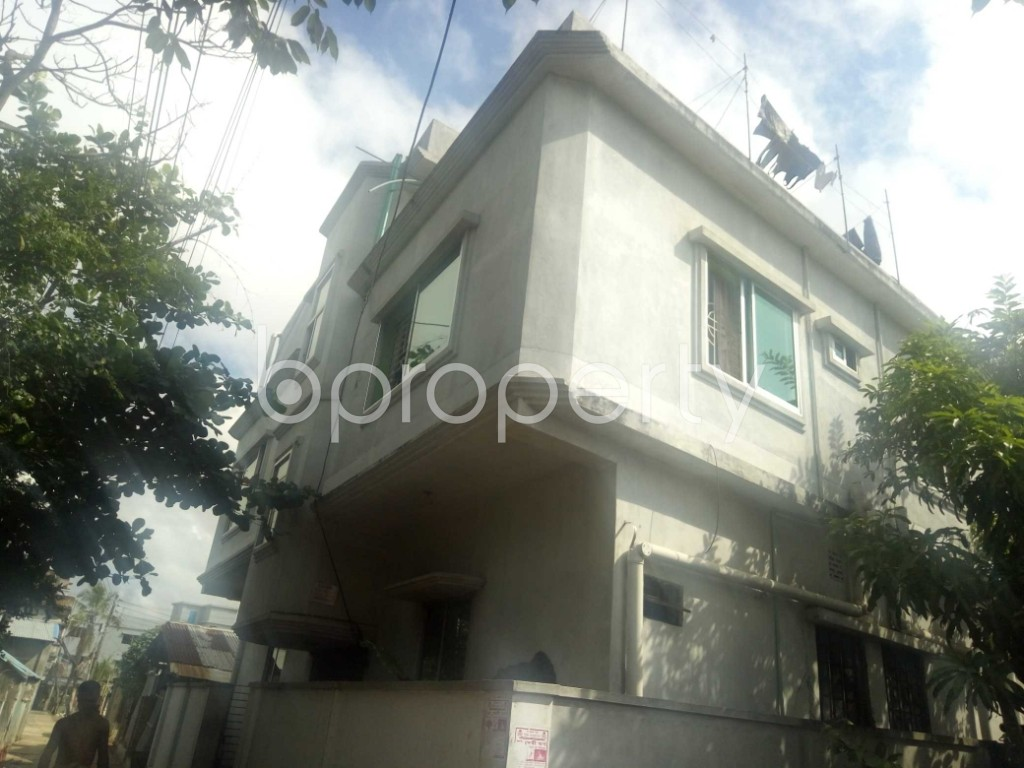 Outside view - 1 Bed Apartment to Rent in Halishahar, Chattogram - 1945424