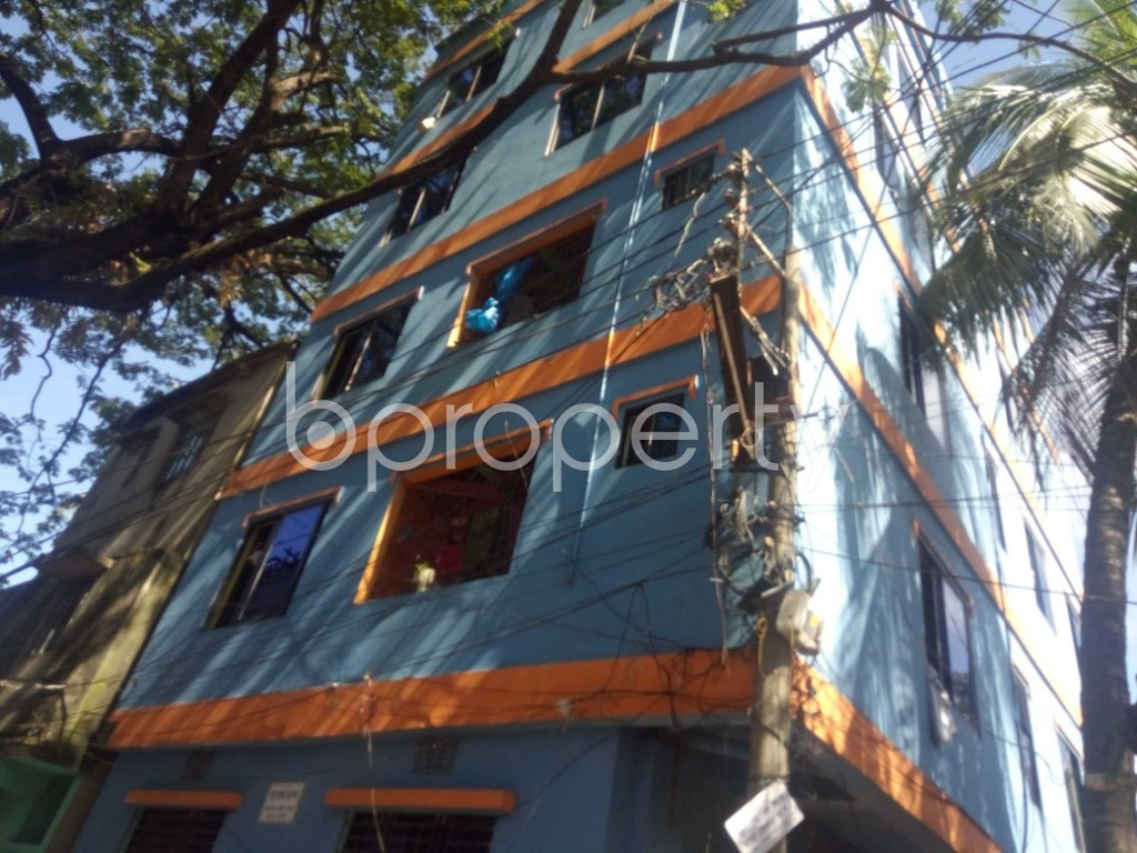 Outside view - 1 Bed Apartment to Rent in Halishahar, Chattogram - 1945427