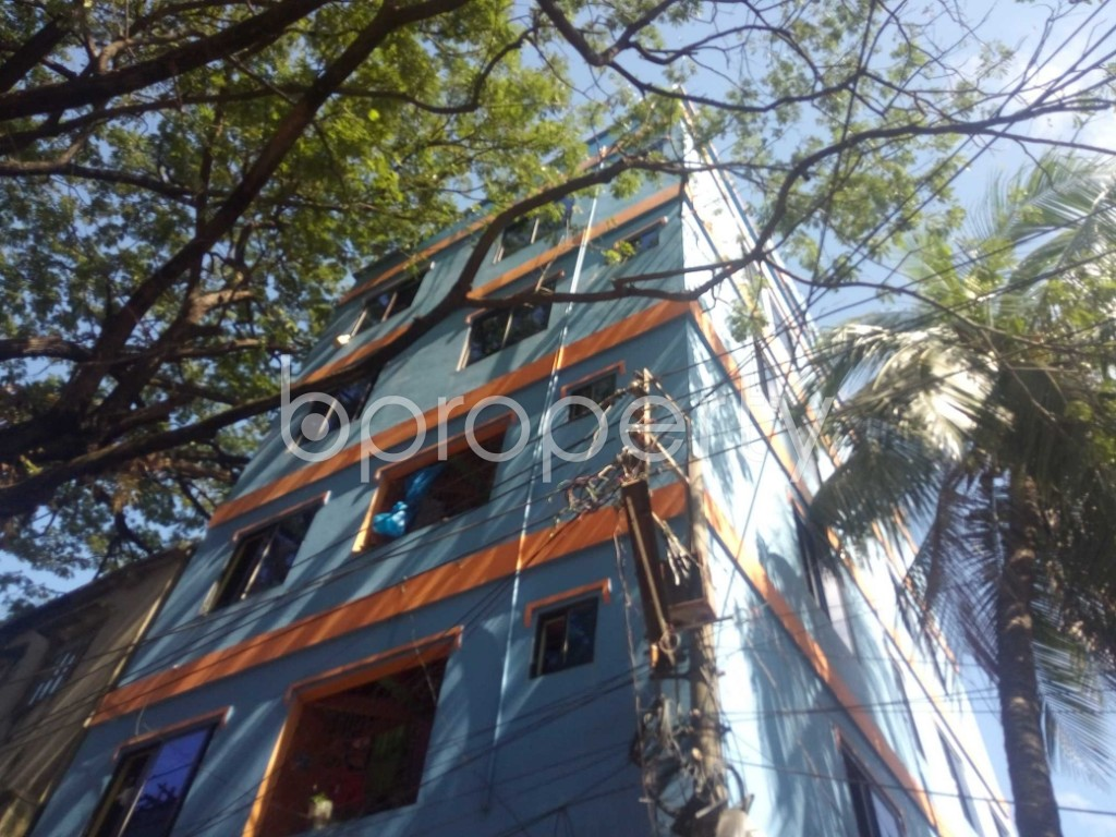 Outside view - 1 Bed Apartment to Rent in Halishahar, Chattogram - 1945426
