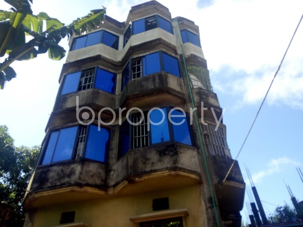 Outside view - 1 Bed Apartment to Rent in Halishahar, Chattogram - 1945429