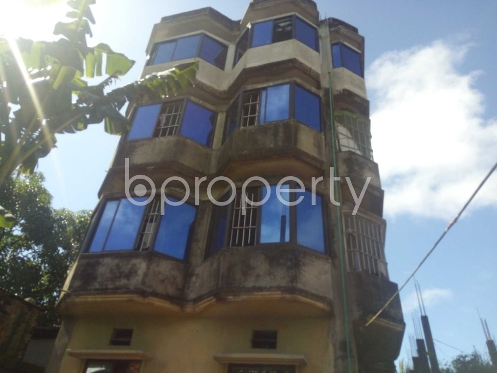 Outside view - 1 Bed Apartment to Rent in Halishahar, Chattogram - 1945428