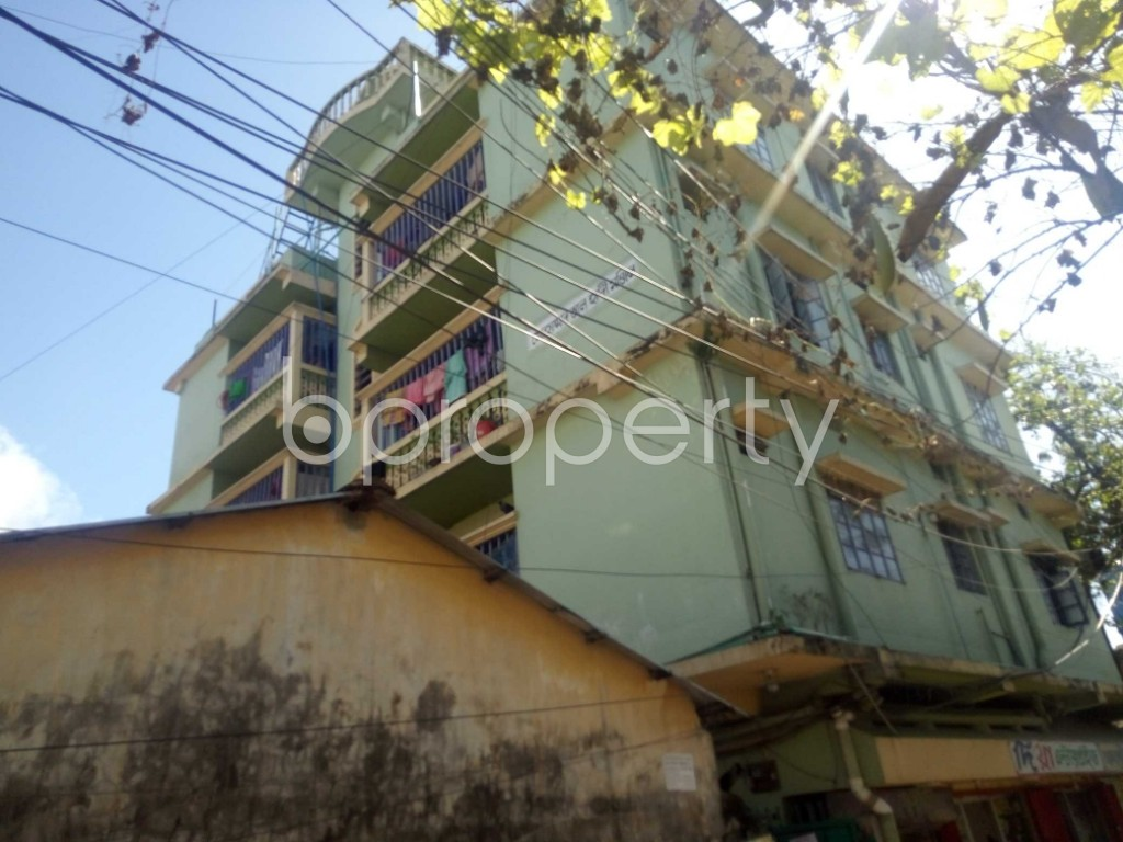 Outside view - 2 Bed Apartment to Rent in Halishahar, Chattogram - 1945430