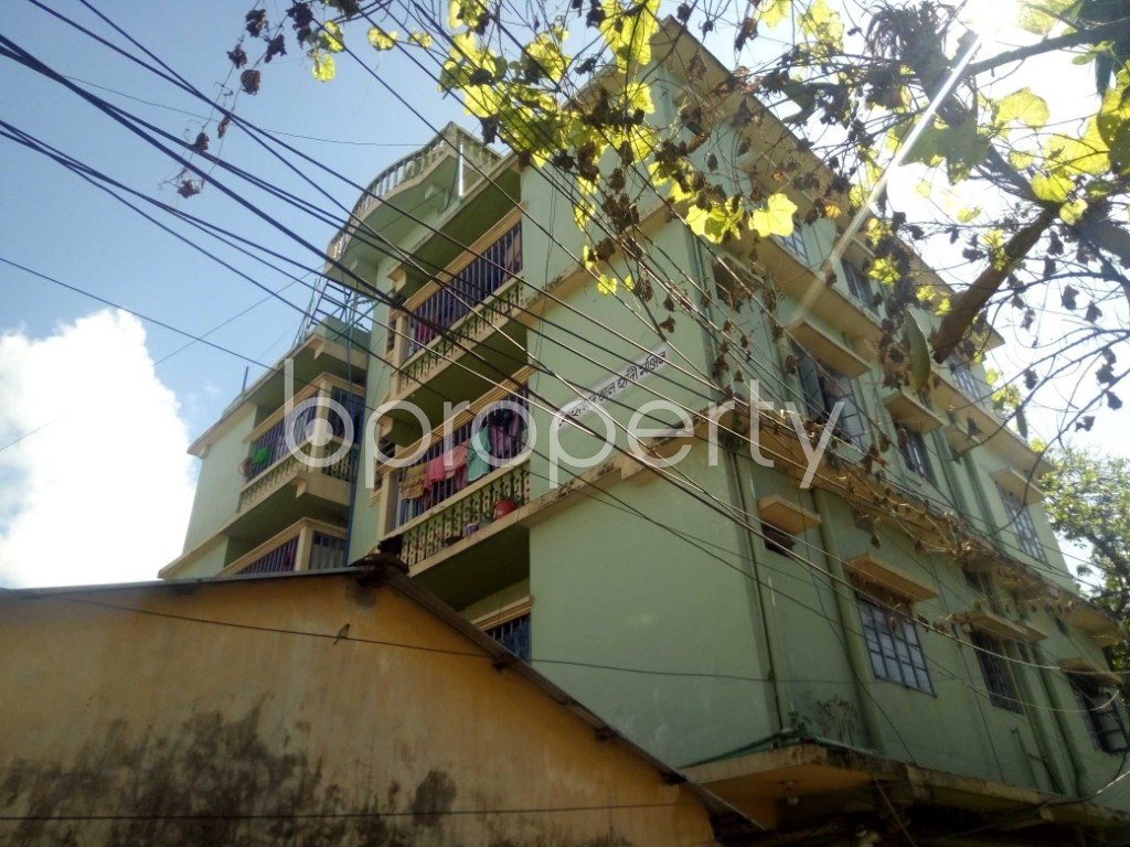Outside view - 2 Bed Apartment to Rent in Halishahar, Chattogram - 1945431
