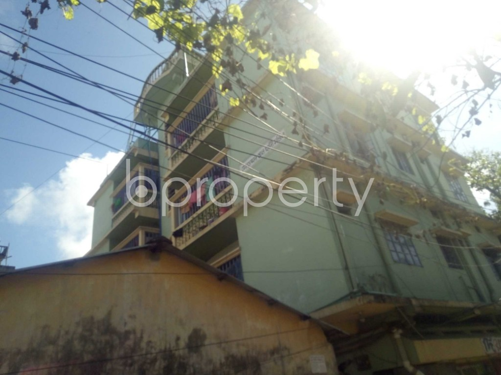 Outside view - 2 Bed Apartment to Rent in Halishahar, Chattogram - 1945432