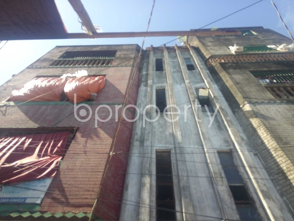 Outside view - 1 Bed Apartment to Rent in Halishahar, Chattogram - 1945435