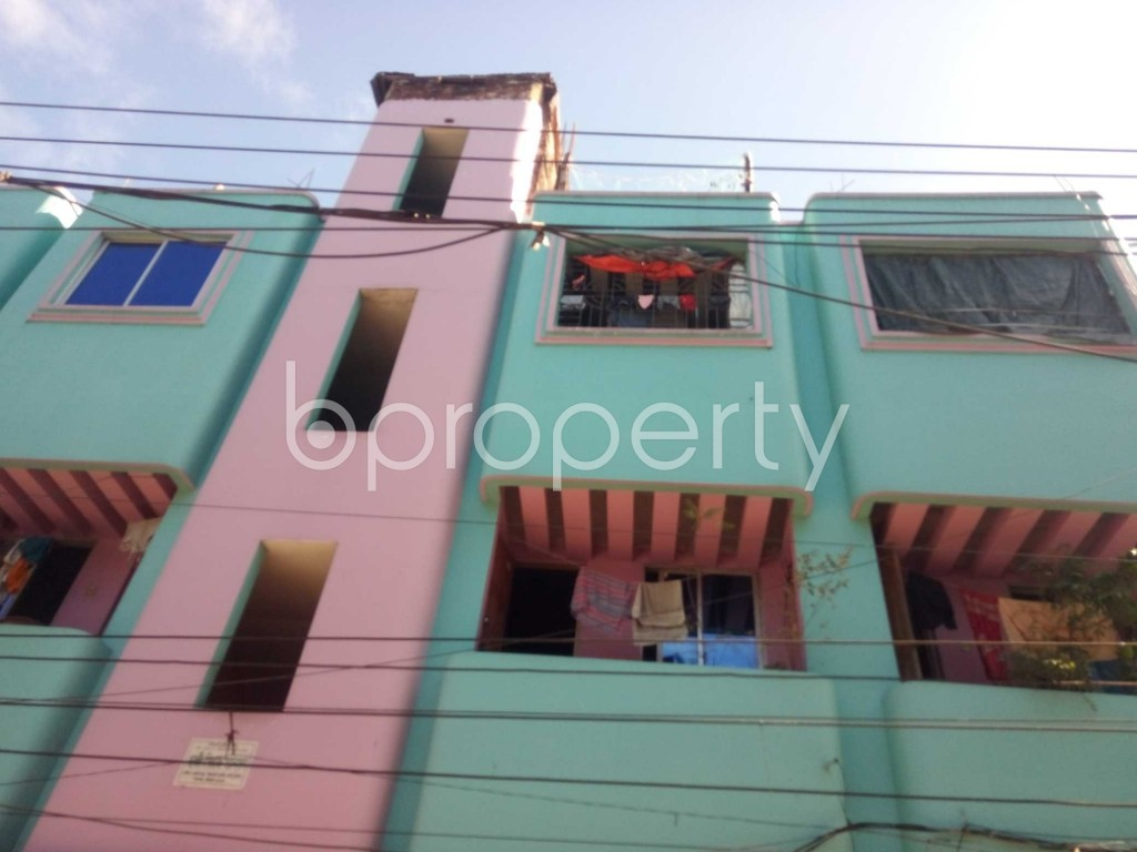 Outside view - 2 Bed Apartment to Rent in Halishahar, Chattogram - 1945437