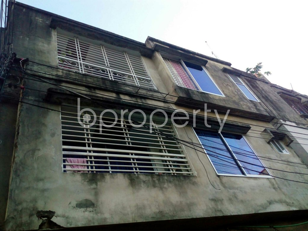 Front view - 2 Bed Apartment to Rent in Double Mooring, Chattogram - 1945452