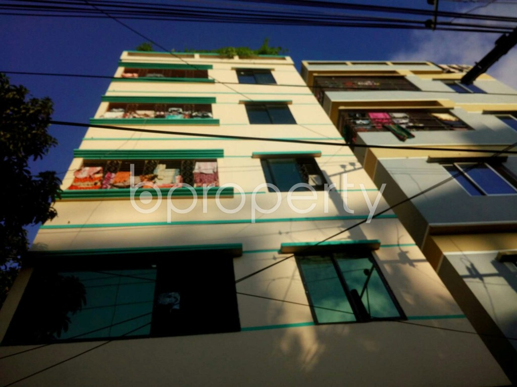 Front view - 2 Bed Apartment to Rent in Double Mooring, Chattogram - 1945453