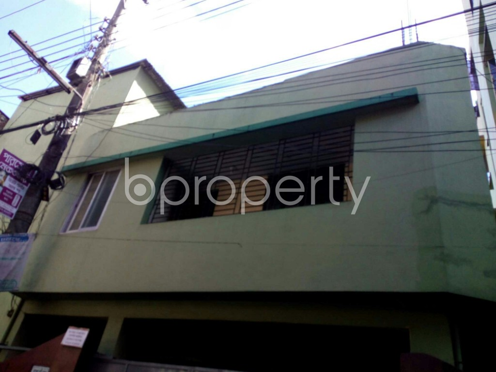 Front view - 2 Bed Apartment to Rent in Double Mooring, Chattogram - 1945454