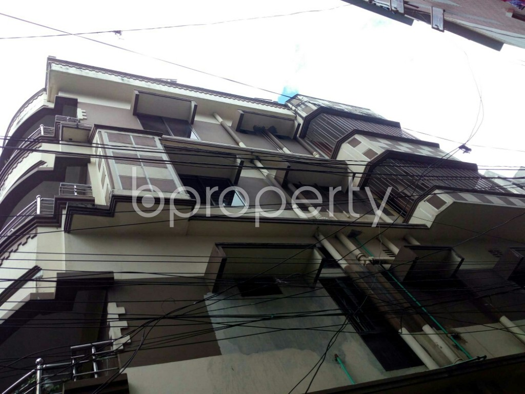 Outside view - 3 Bed Apartment to Rent in Double Mooring, Chattogram - 1945455