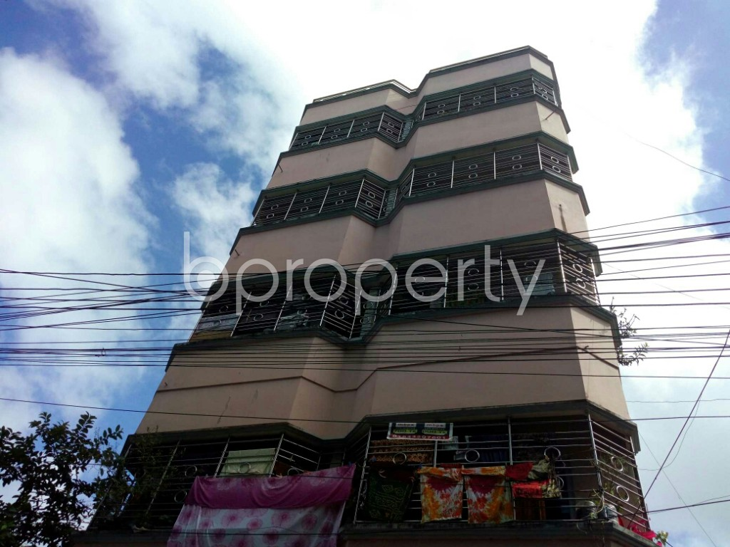 Front view - 2 Bed Apartment to Rent in Double Mooring, Chattogram - 1945456