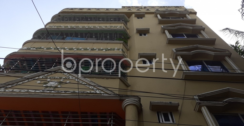 Front view - 1 Bed Apartment to Rent in Double Mooring, Chattogram - 1945495