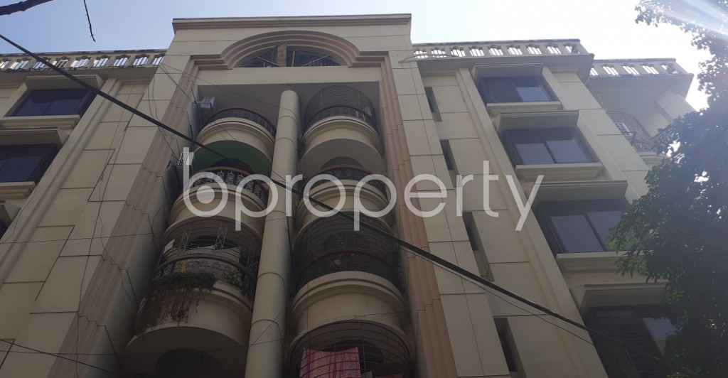 Front view - 3 Bed Apartment for Sale in Gulshan, Dhaka - 1945504