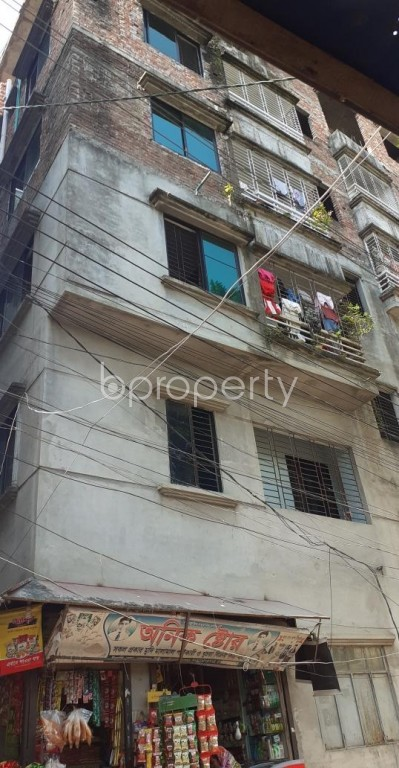 Outside view - 2 Bed Apartment to Rent in Gazipur Sadar Upazila, Gazipur - 1945528