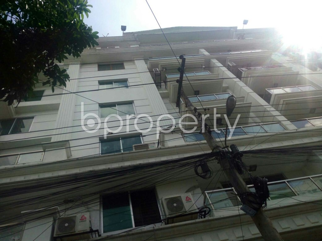 Front view - 3 Bed Duplex to Rent in Khulshi, Chattogram - 1945526