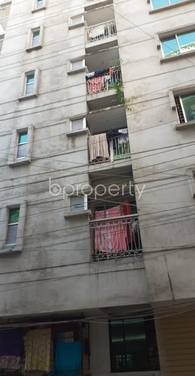 Outside view - 2 Bed Apartment to Rent in Gazipur Sadar Upazila, Gazipur - 1945562