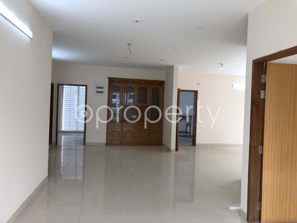 Dining area - 3 Bed Apartment to Rent in Gulshan, Dhaka - 1910605