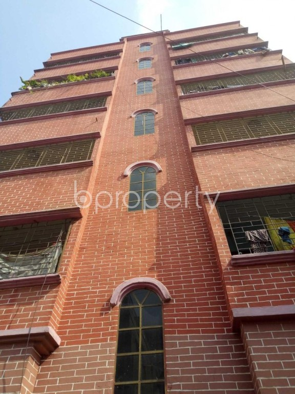 Front view - 2 Bed Apartment to Rent in Badda, Dhaka - 1945595