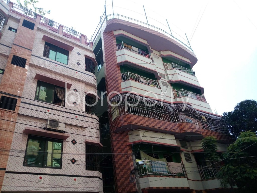 Front view - 2 Bed Apartment to Rent in Halishahar, Chattogram - 1945606