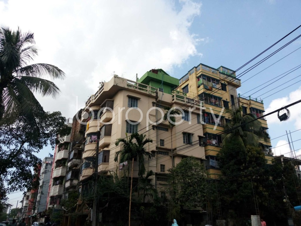 Front view - 2 Bed Apartment to Rent in Halishahar, Chattogram - 1945609
