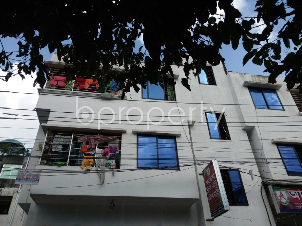 Front view - 4 Bed Apartment to Rent in Halishahar, Chattogram - 1945610