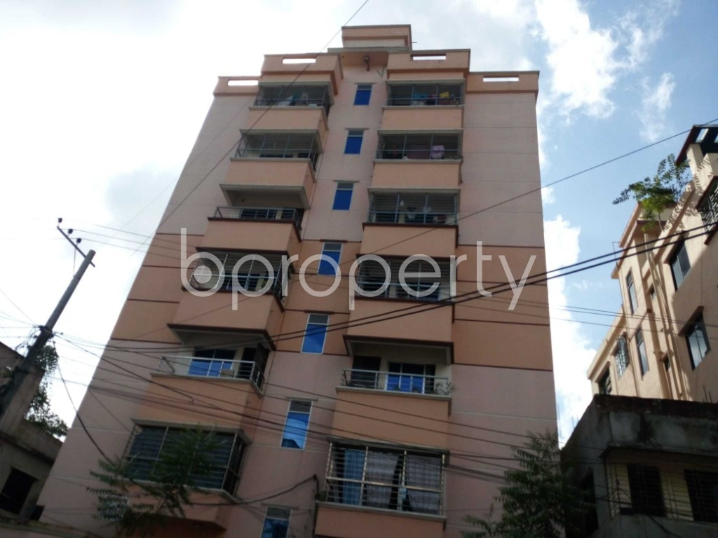 Front view - 3 Bed Apartment for Sale in Halishahar, Chattogram - 1945612