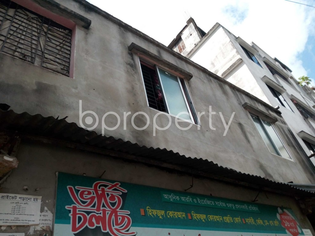 Front view - 2 Bed Apartment to Rent in Halishahar, Chattogram - 1945613