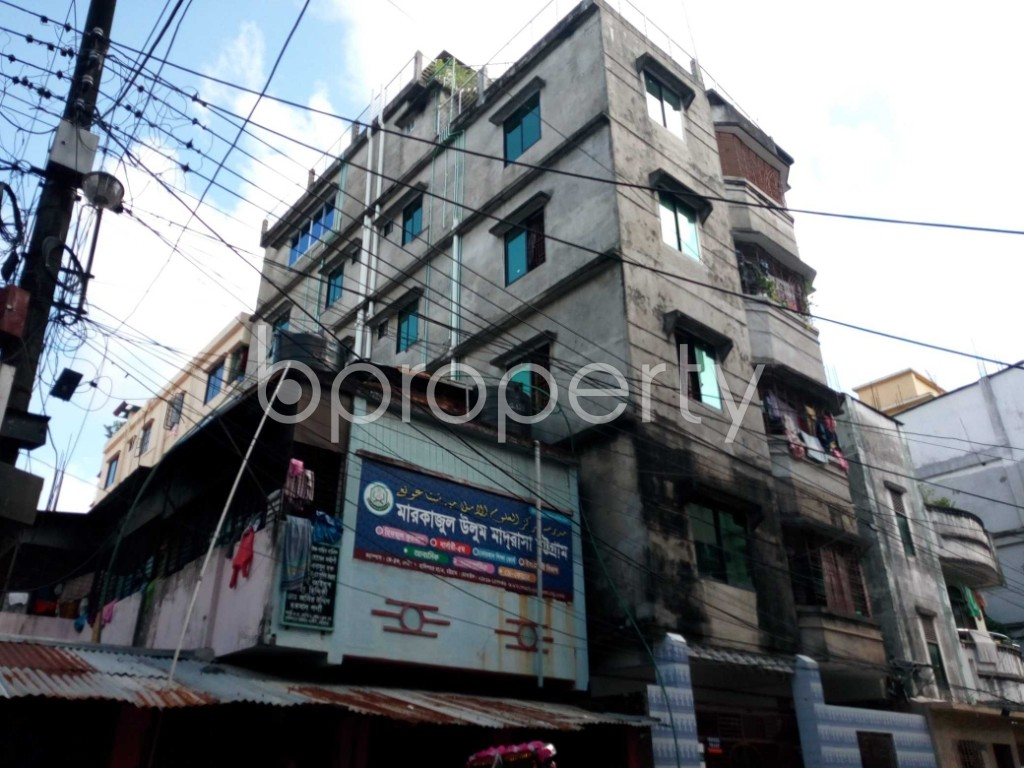 Front view - 2 Bed Apartment to Rent in Halishahar, Chattogram - 1945614