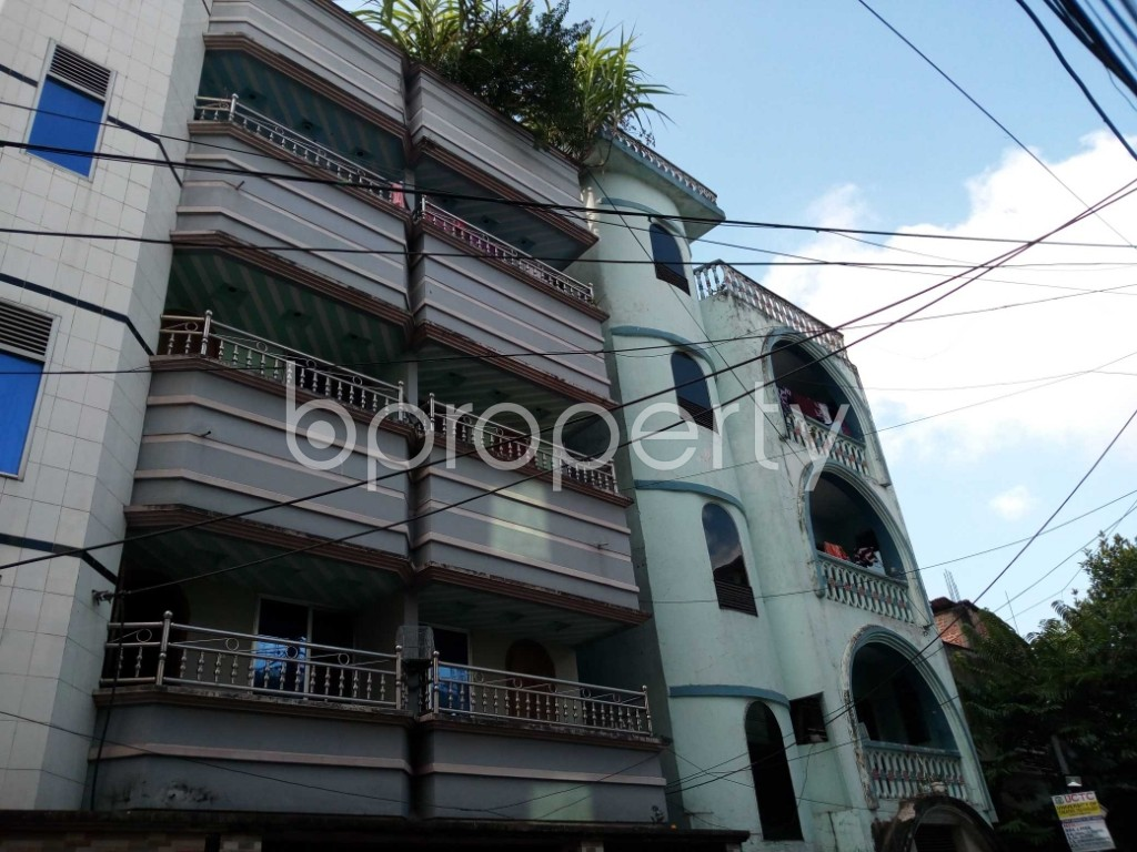 Front view - 2 Bed Apartment to Rent in Halishahar, Chattogram - 1945615