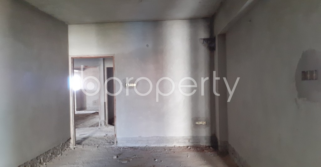 Bedroom - 3 Bed Apartment for Sale in 30 No. East Madarbari Ward, Chattogram - 1945624