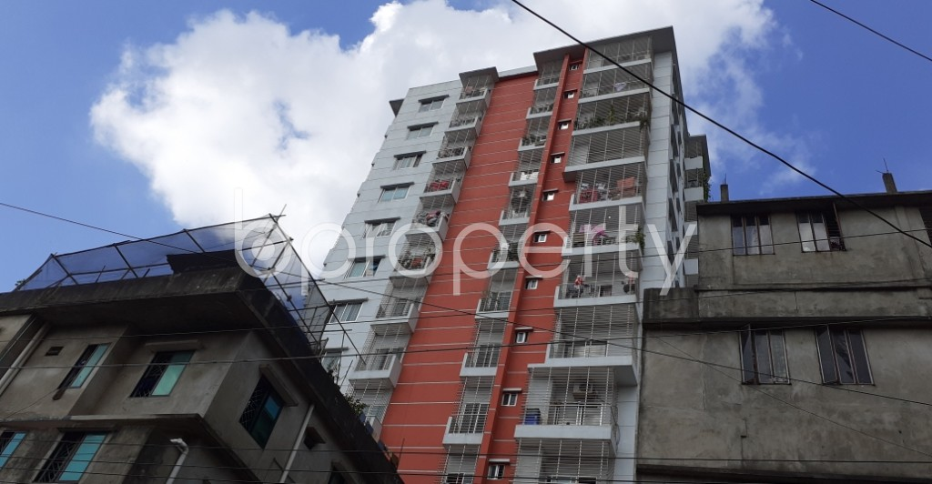 Front view - 3 Bed Apartment to Rent in Double Mooring, Chattogram - 1945630
