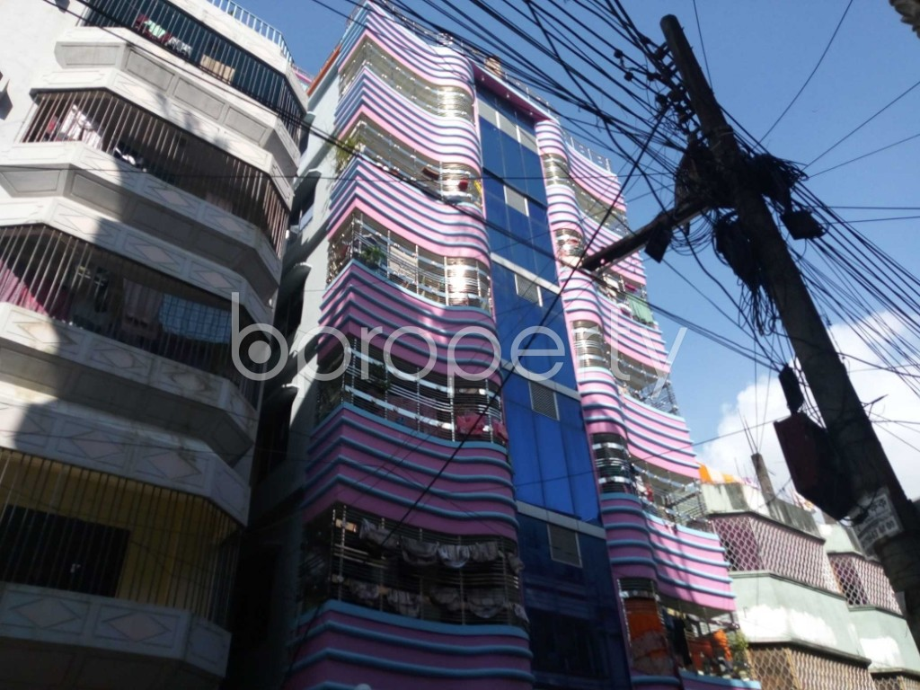 Front view - 3 Bed Apartment to Rent in Halishahar, Chattogram - 1945699